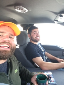 Driving out to Montana, we were pretty excited.